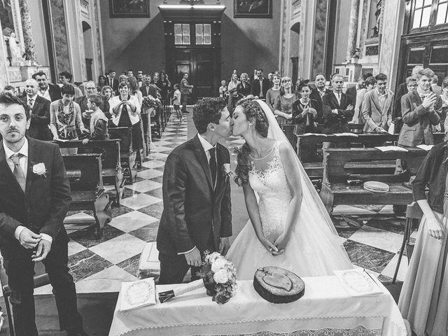 Il matrimonio di Mattia e Celeste a Bergamo, Bergamo 51