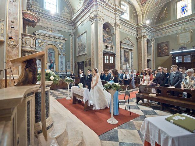 Il matrimonio di Mattia e Celeste a Bergamo, Bergamo 52