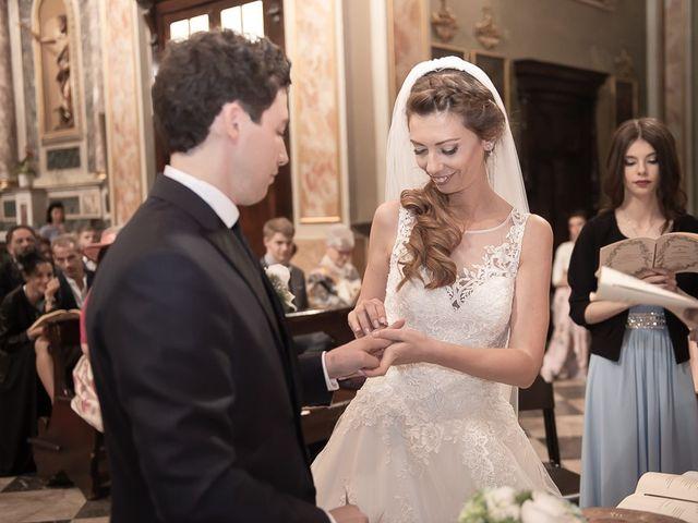 Il matrimonio di Mattia e Celeste a Bergamo, Bergamo 54