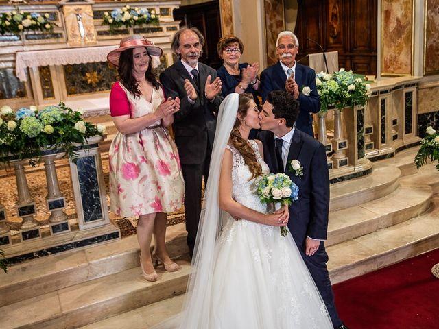 Il matrimonio di Mattia e Celeste a Bergamo, Bergamo 61