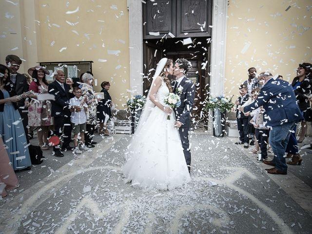 Il matrimonio di Mattia e Celeste a Bergamo, Bergamo 63