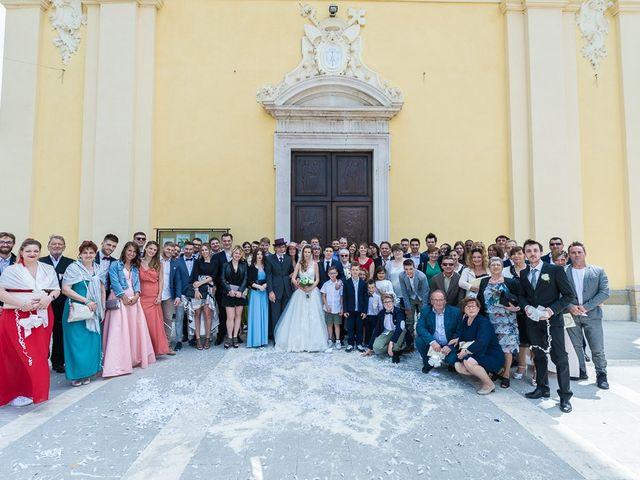 Il matrimonio di Mattia e Celeste a Bergamo, Bergamo 64