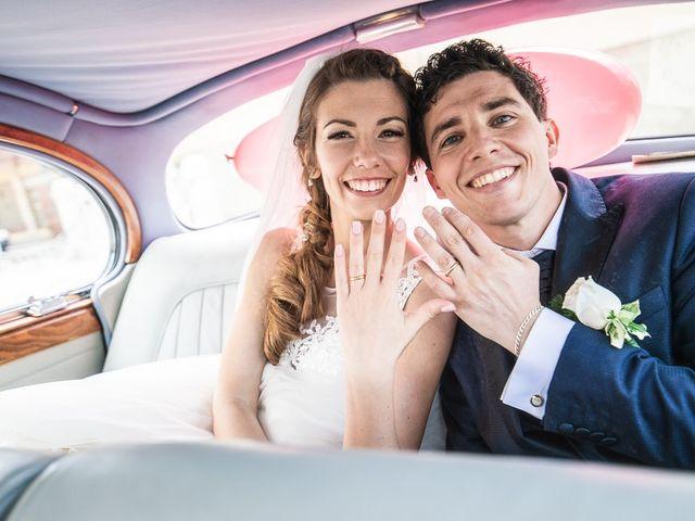 Il matrimonio di Mattia e Celeste a Bergamo, Bergamo 69