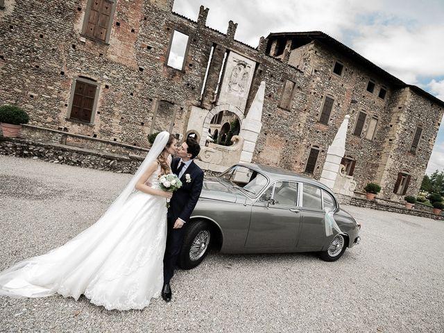 Il matrimonio di Mattia e Celeste a Bergamo, Bergamo 71