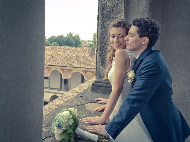 Il matrimonio di Mattia e Celeste a Bergamo, Bergamo 80