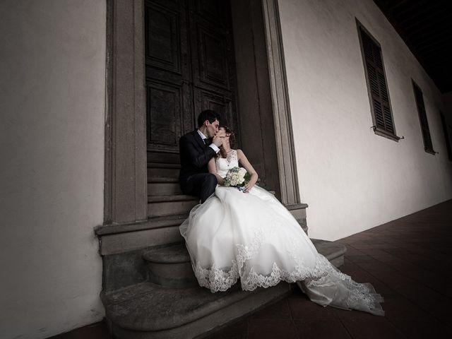 Il matrimonio di Mattia e Celeste a Bergamo, Bergamo 85