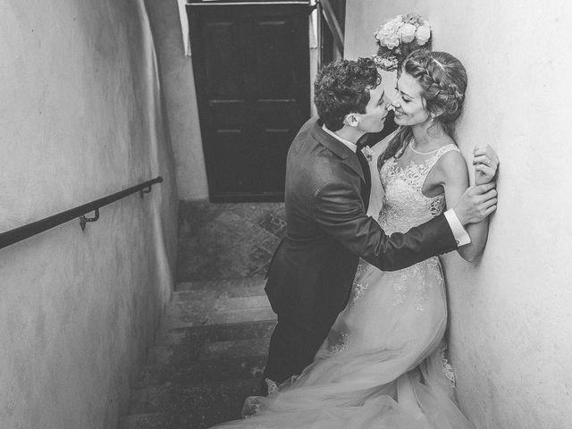 Il matrimonio di Mattia e Celeste a Bergamo, Bergamo 87