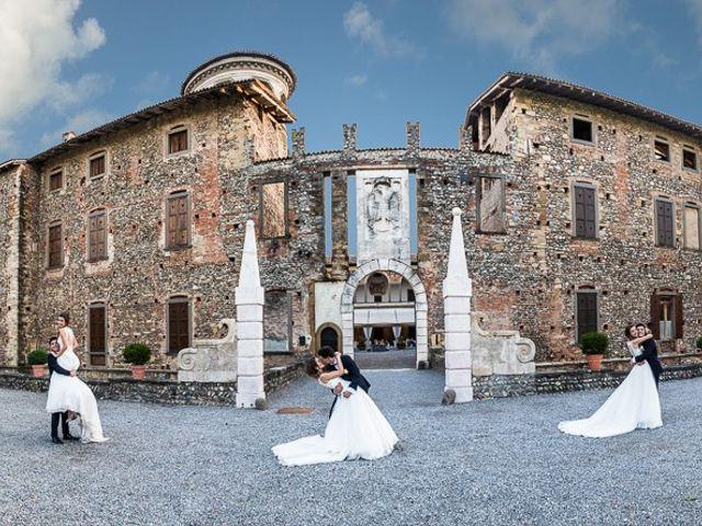 Il matrimonio di Mattia e Celeste a Bergamo, Bergamo 91