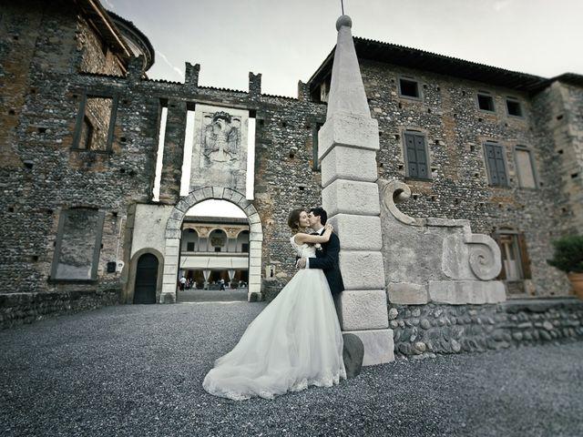 Il matrimonio di Mattia e Celeste a Bergamo, Bergamo 92