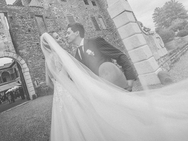 Il matrimonio di Mattia e Celeste a Bergamo, Bergamo 95