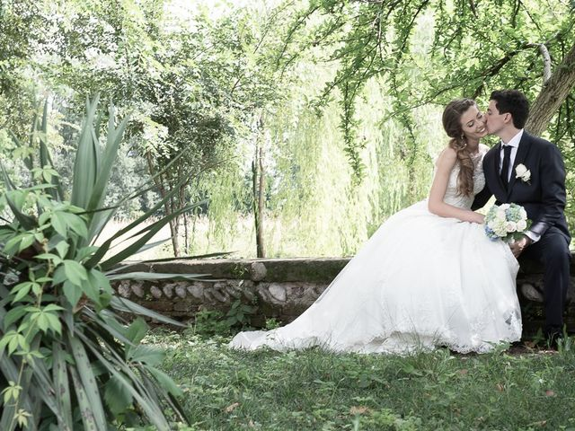 Il matrimonio di Mattia e Celeste a Bergamo, Bergamo 99