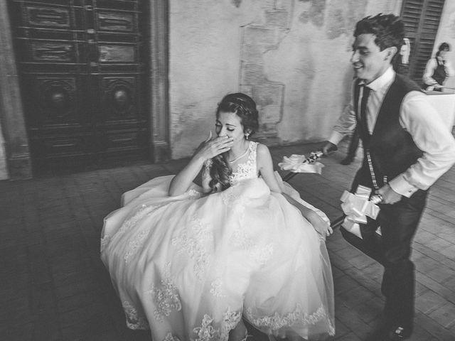 Il matrimonio di Mattia e Celeste a Bergamo, Bergamo 121
