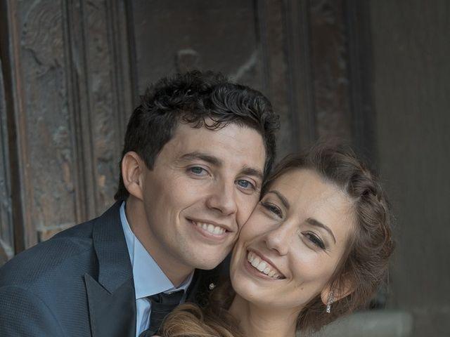 Il matrimonio di Mattia e Celeste a Bergamo, Bergamo 129