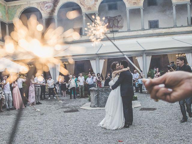 Il matrimonio di Mattia e Celeste a Bergamo, Bergamo 132