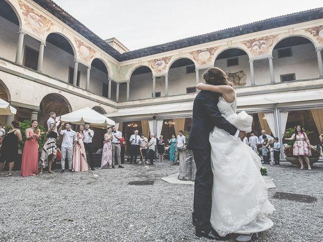 Il matrimonio di Mattia e Celeste a Bergamo, Bergamo 136
