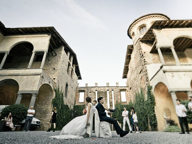 Il matrimonio di Mattia e Celeste a Bergamo, Bergamo 137