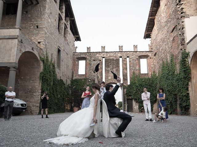 Il matrimonio di Mattia e Celeste a Bergamo, Bergamo 138