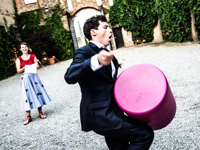 Il matrimonio di Mattia e Celeste a Bergamo, Bergamo 139