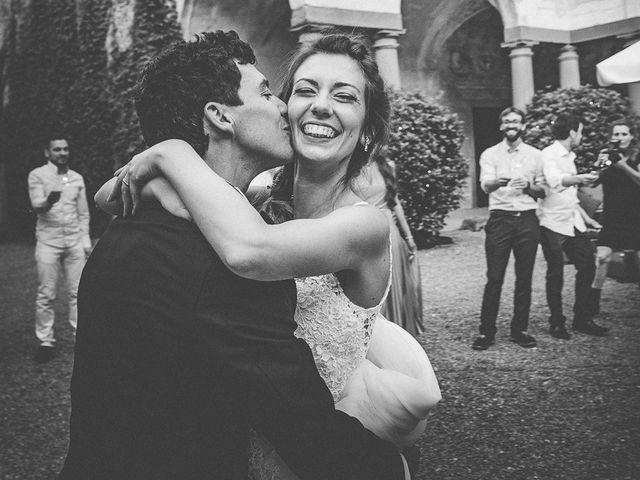 Il matrimonio di Mattia e Celeste a Bergamo, Bergamo 140