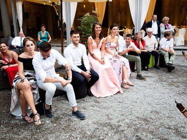 Il matrimonio di Mattia e Celeste a Bergamo, Bergamo 142