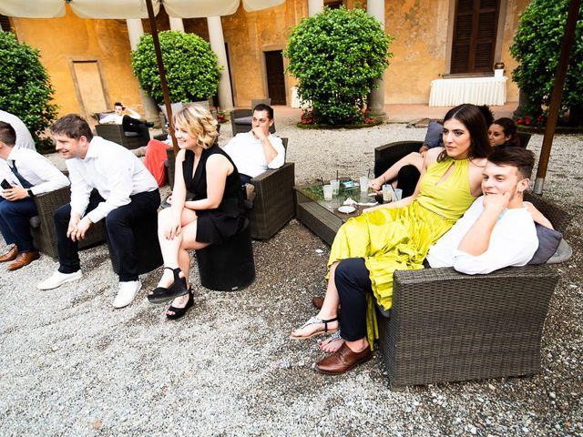Il matrimonio di Mattia e Celeste a Bergamo, Bergamo 143