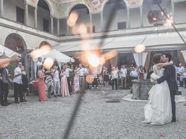 Il matrimonio di Mattia e Celeste a Bergamo, Bergamo 144