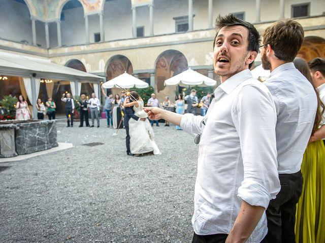 Il matrimonio di Mattia e Celeste a Bergamo, Bergamo 145