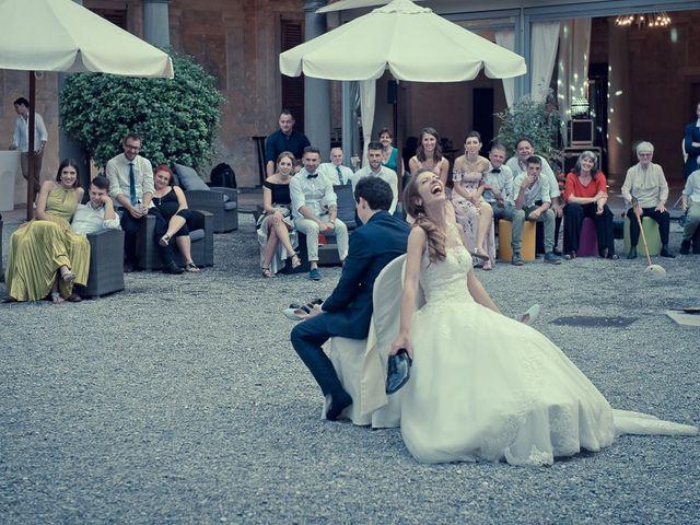 Il matrimonio di Mattia e Celeste a Bergamo, Bergamo 146