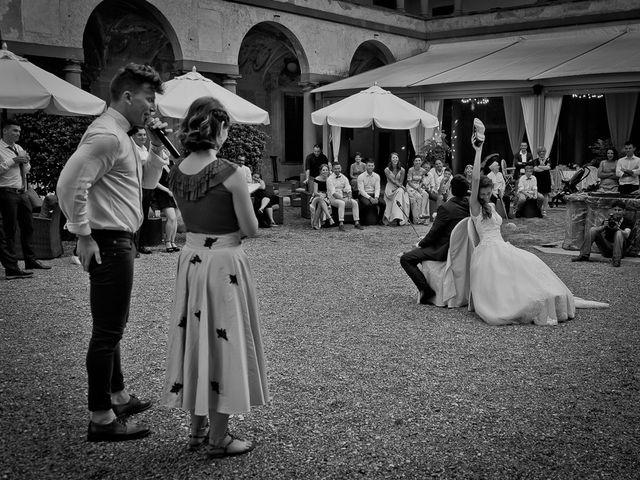 Il matrimonio di Mattia e Celeste a Bergamo, Bergamo 147