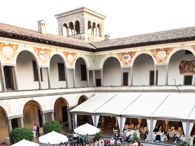 Il matrimonio di Mattia e Celeste a Bergamo, Bergamo 148