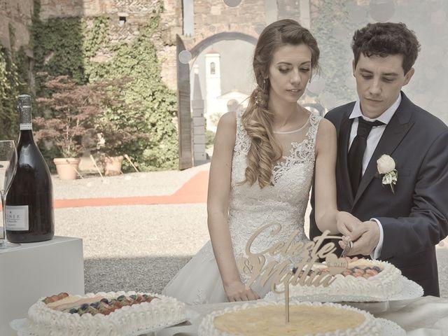Il matrimonio di Mattia e Celeste a Bergamo, Bergamo 149