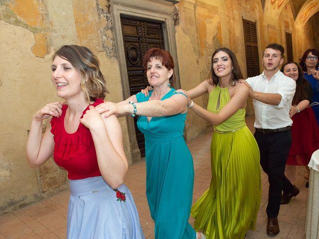 Il matrimonio di Mattia e Celeste a Bergamo, Bergamo 151
