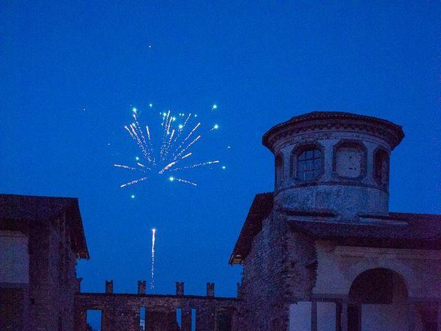 Il matrimonio di Mattia e Celeste a Bergamo, Bergamo 157