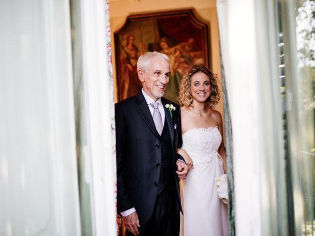 Il matrimonio di Marco e Alice a Moncrivello, Vercelli 8