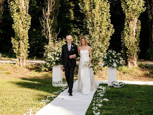 Il matrimonio di Marco e Alice a Moncrivello, Vercelli 10
