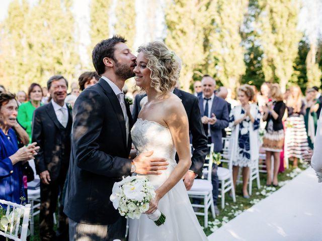 Il matrimonio di Marco e Alice a Moncrivello, Vercelli 11