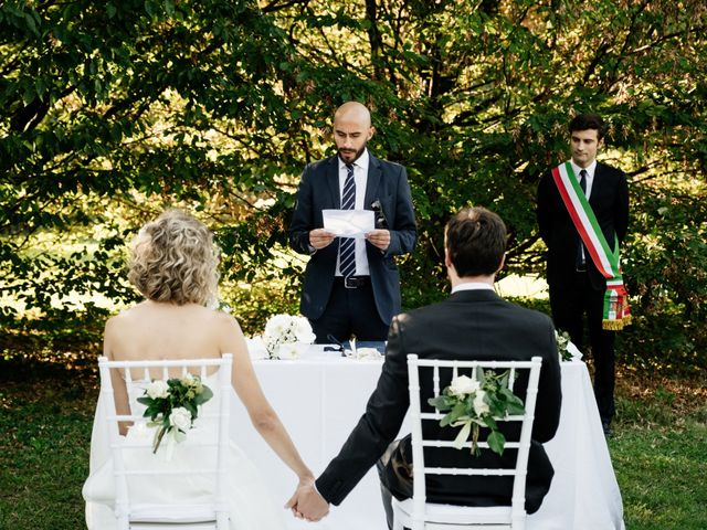 Il matrimonio di Marco e Alice a Moncrivello, Vercelli 12
