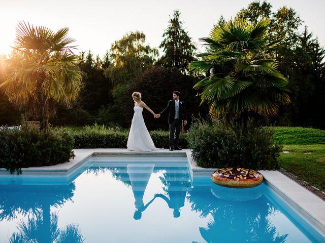 Il matrimonio di Marco e Alice a Moncrivello, Vercelli 15
