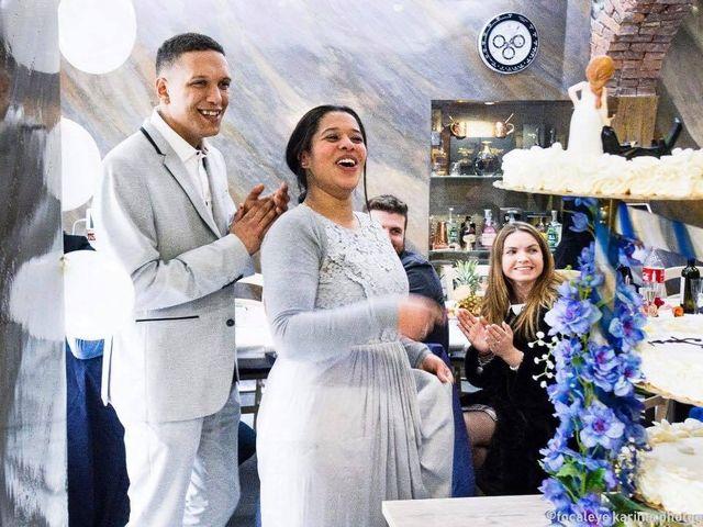 Le nozze di Silvia e Pablo