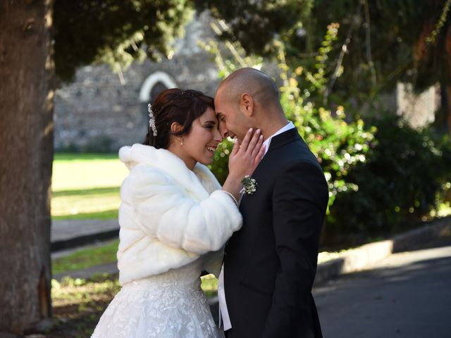 Le nozze di Eliana e Angelo