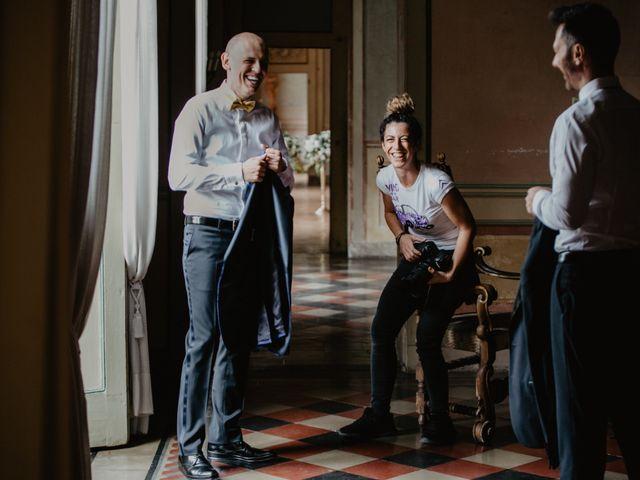 Il matrimonio di Andrea e Pino a Robecco sul Naviglio, Milano 20