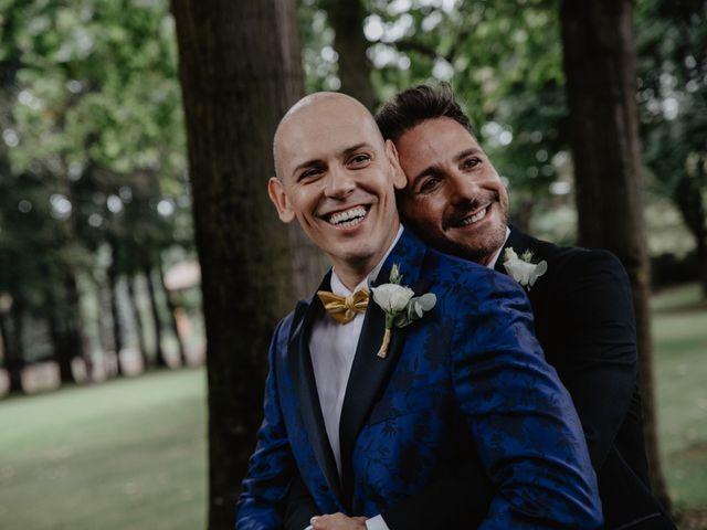 Il matrimonio di Andrea e Pino a Robecco sul Naviglio, Milano 29