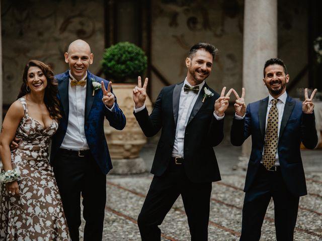 Il matrimonio di Andrea e Pino a Robecco sul Naviglio, Milano 33