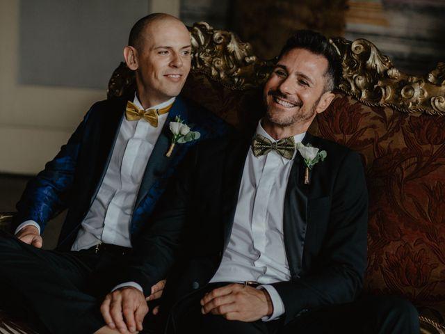 Il matrimonio di Andrea e Pino a Robecco sul Naviglio, Milano 37