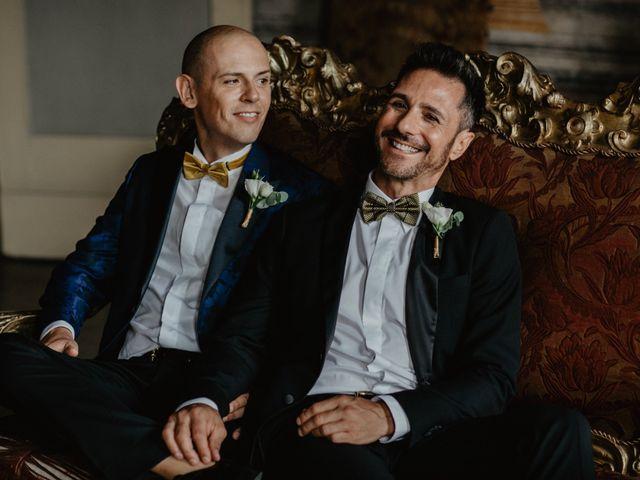 Il matrimonio di Andrea e Pino a Robecco sul Naviglio, Milano 38