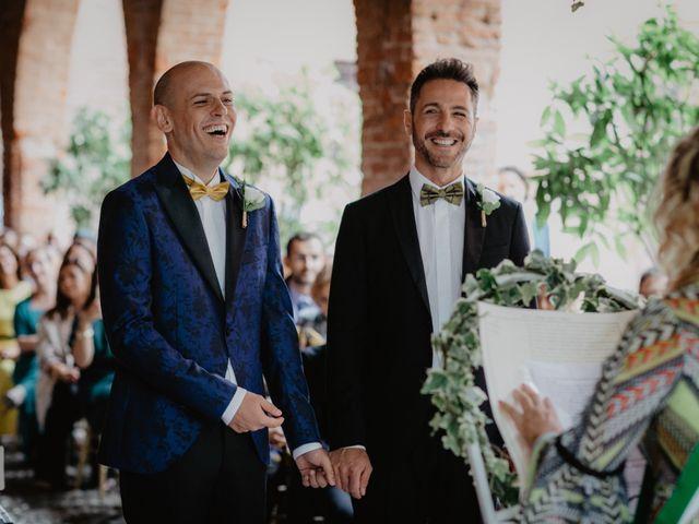 Il matrimonio di Andrea e Pino a Robecco sul Naviglio, Milano 50