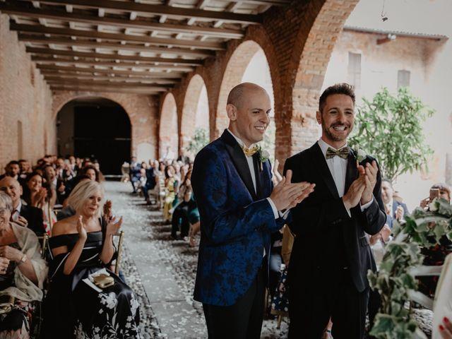 Il matrimonio di Andrea e Pino a Robecco sul Naviglio, Milano 55