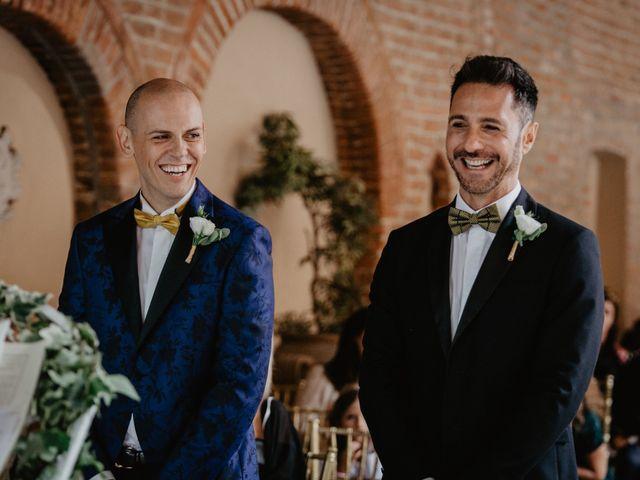 Il matrimonio di Andrea e Pino a Robecco sul Naviglio, Milano 58