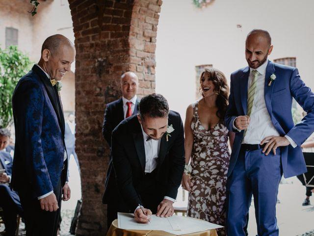 Il matrimonio di Andrea e Pino a Robecco sul Naviglio, Milano 59