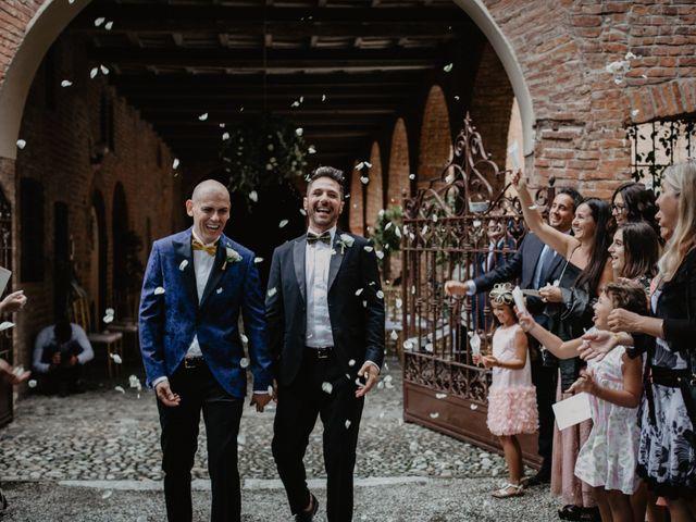 Le nozze di Pino e Andrea